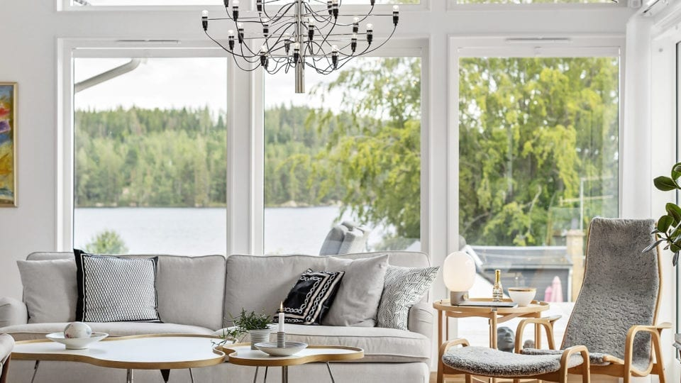 Kundanpassat hus i Växjö - Eksjöhus