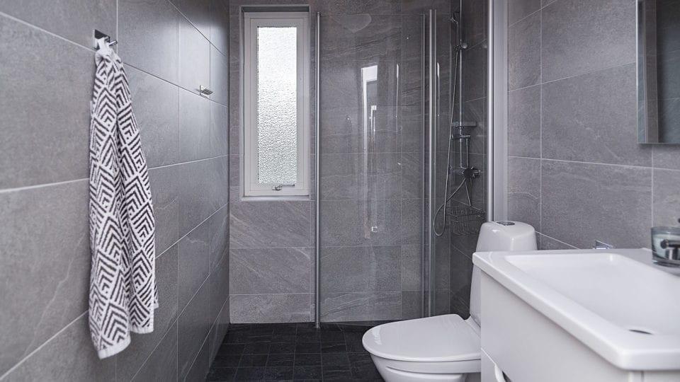 Holmsjö badrum