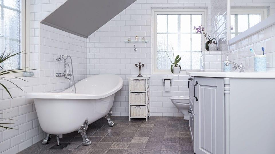Mellangården (special) badrum