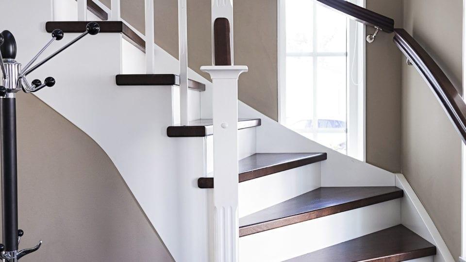 Mellangården (special) trappa