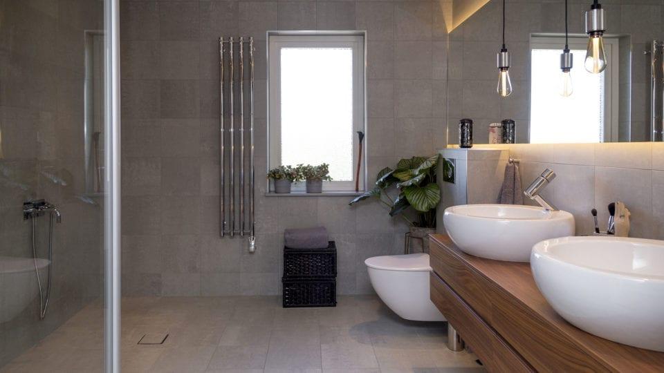 Solberga badrum