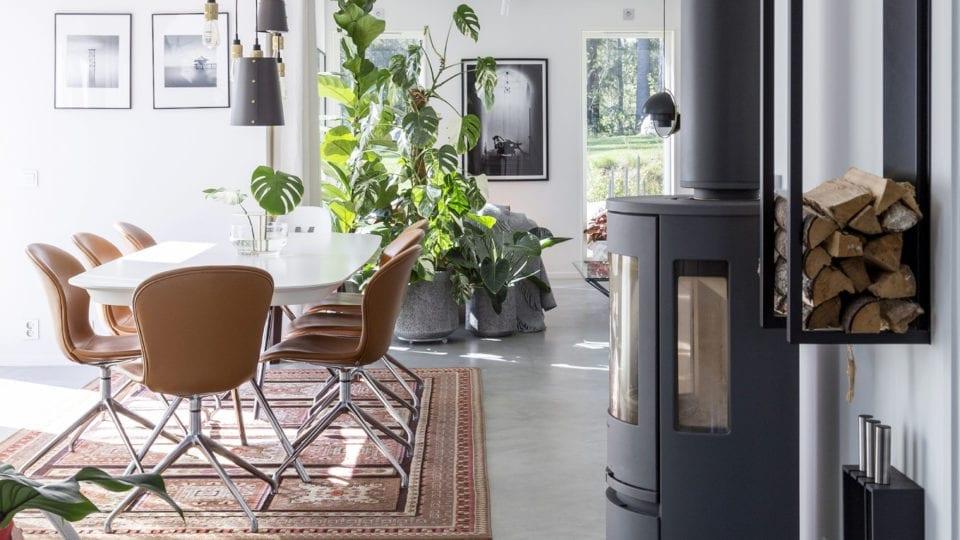 Solberga vardagsrum