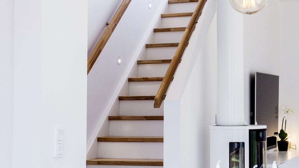 Soludden trappa
