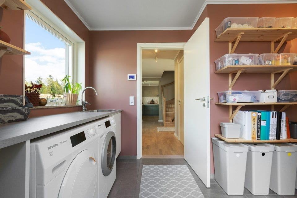 Prio 158 - tvättstuga